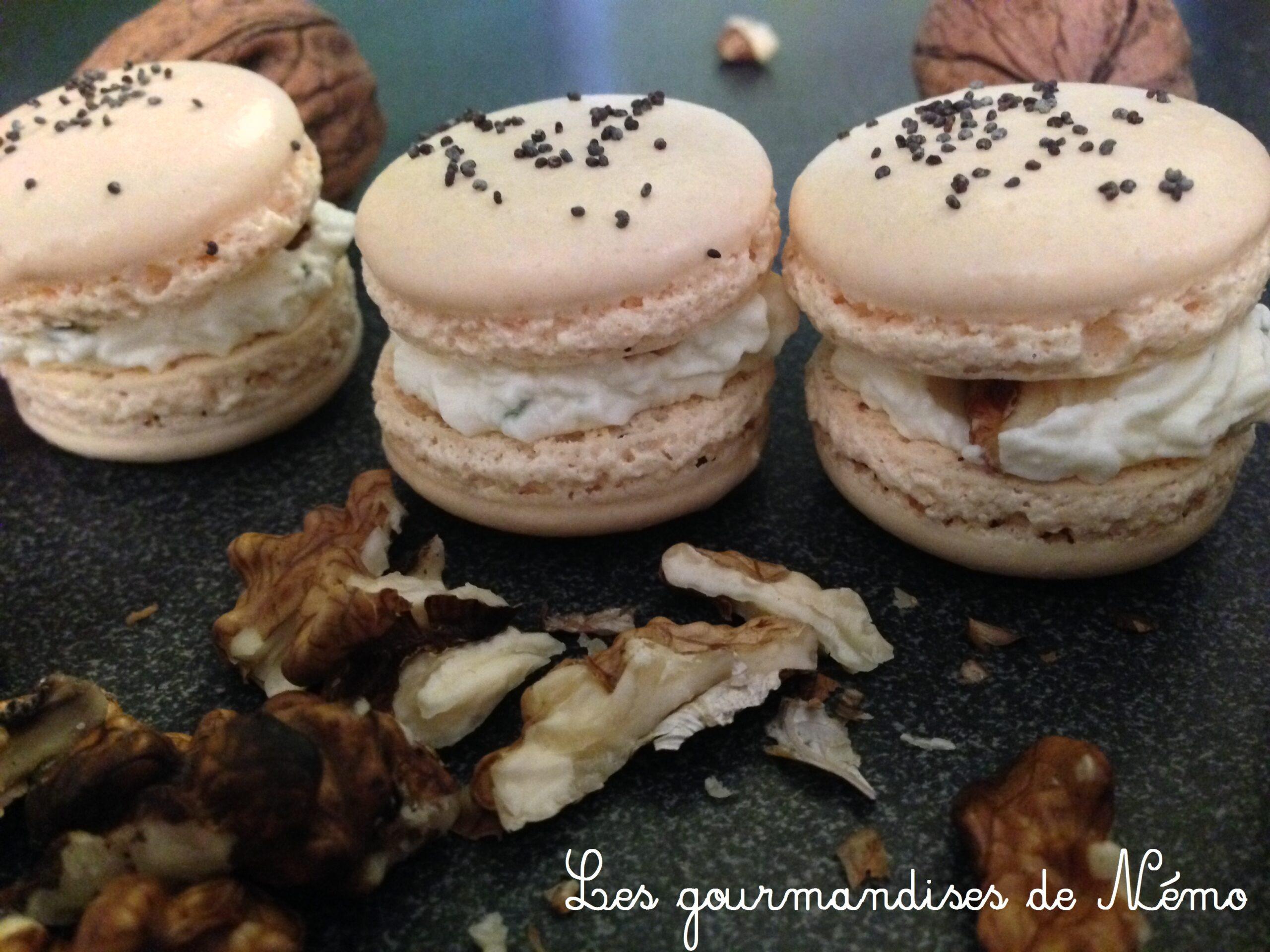 macarons-boursin-noix