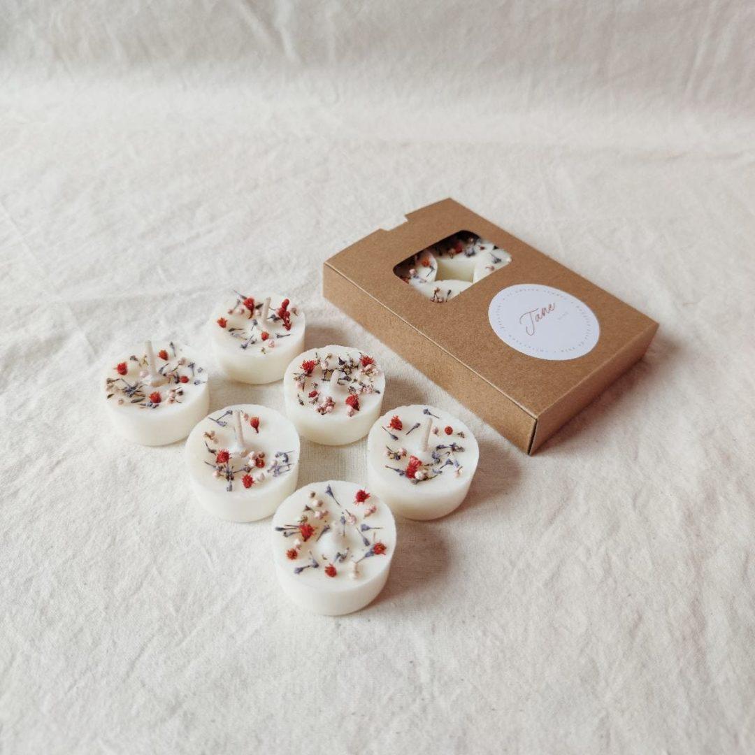 jane-mini-bougie-cire-soja-fleurs-sechees-chauffe-plat