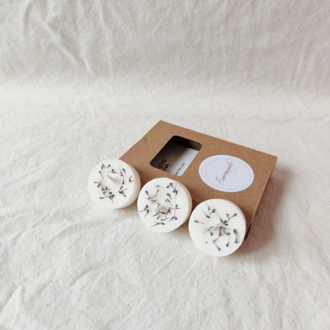 provencale-mini-bougies-chauffe-plat-cire-soja-fleurs-sechees